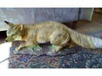 Large Ornamental Fox