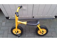 Toddler RABO balance bike