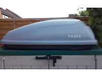 Thule roofbox