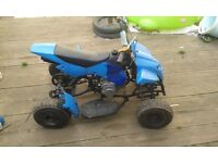 Mini motor 50cc kids quad bike