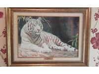 BARGAIN, large (rare) superb example printed painting by Stephen Gayford