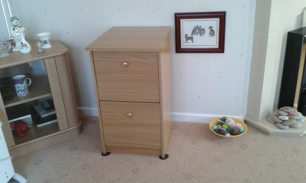Filing Cabinet Two Drawers