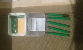 Paint pad set