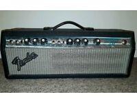 Fender Bassman 70 Amplifier Head
