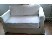 2 seat IKEA sofa bed