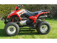 Quad Bike, ATV, Kymco KXR 250 2005