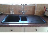 Kitchen sink & Taps
