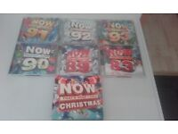 Various now cd's