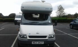 Ford, TRANSIT, 2004, 2402 (cc) amythest auto sleeper
