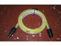 brand new 3m karcher suction hose with filter