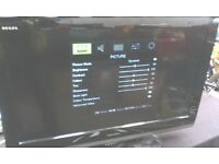 TV TOSHIBA REGZA 32 INCH LCD HD TV WITH BUILT-IN FREE-VIEW WORKING AVAILABLE FOR SALE