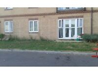 3 bed house and 2 double bed ground floor flat