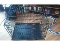 Medium dog cage / crate