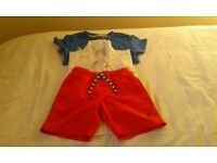Boys Clothes for ages 4 - 5 years