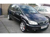 Cheap Family car! Vauxhall Zafira- 7 Seater 1.6 Manual- Immaculate condition!