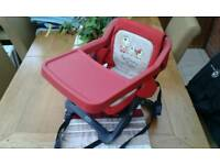 Jane Move travel highchair