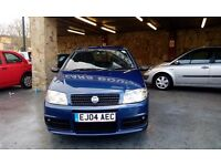 FIAT PUNTO 1.2 SPORTINGLONG MOT MAR 18 PX WELCOME