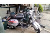 VESPA 125cc FOR SALE