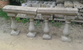Concrete Garden Balusters