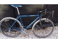 Ridgeback Winter Road Bike, 54cm.