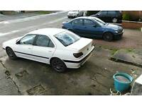 Peugeot 406 lx 1.9 td great condition