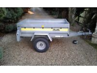 CAMPING / BOX TRAILER 5FT X 3FT VERY GOOD CONDITION **REDUCED BY £100**
