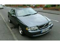 2005 Volvo c70 convertible auto with full service history