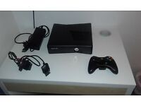 250gb SLIM XBOX 360 S CONSOLE (Kinect Ready) COMPLETE with 11 GAMES - UK BUNDLE Manchester