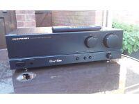 Marantz pm 55SE stereo amplifier with remote