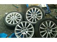 Mondeo.jag.focus alloy wheels