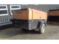 Ingersoll Rand 771 Compressor Diesel