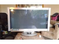46 inch tv freesat hd free veiw hdmi x 4 sd Panasonic