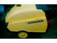 Karcher 745 ECO Hot Industrial Pressure Washer Steam Cleaner Car Wash Valeting Jet Wash