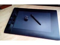 Wacom Intuos 4 Professional Pen Tablet Large Size
