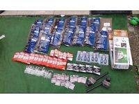 Fishing tackle joblot maver etc