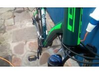 Gt transeo 1.0 hybrid mountain bike 29er