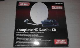 Labgear HD Satellite Receiver Kit