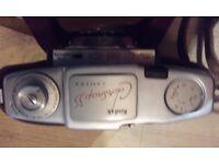 vintage Kodak camera and period tripod (Sold)