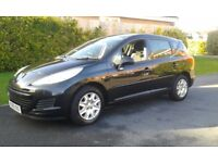 2009 PEUGEOT 207 MINI ESTATE LONG MOT NO FAULTS EXCEPTIONAL CONDITION