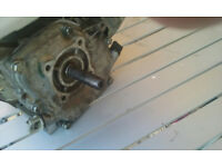 "Honda GX160 Engine 3/4"" output shaft"