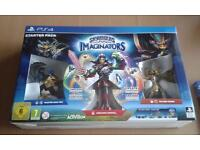 skylanders imaginators ps4 game.
