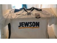 XL Hereford FC 15/16 Jewson Official Shirt Macron