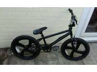 Ex demo bmx bike