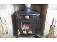 Log Burner - Multi Fuel