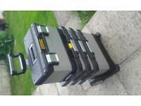 tool box stanley rolling 4tier fatmax new & unused