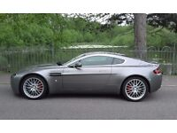 Immaculate Aston Martin V8 Vantage with Larini sports exhaust & choice of wheels
