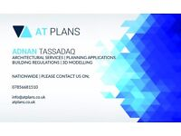 Architectural Services | Architecture | Planning | Building Regulations - FREE QUOTE