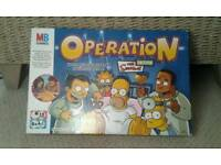 Operation The Simpson's Edition