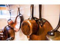 Kitchen Porter- FULL TIME- Immediate start-Training provided