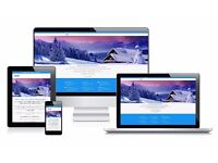 Website Development and Design: Responsive, Mobile friendly, Easy manageable websites: London